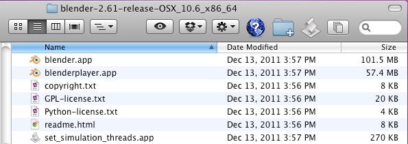 blender 2.64 mac